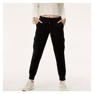 Aritzia community cebu jogger pants black